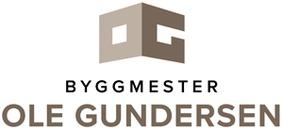 Byggmester Ole Gundersen AS logo