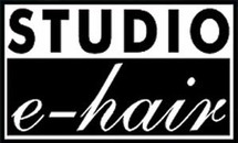 STUDIO e-hair logo