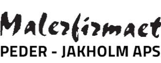 Malerfirmaet Peder - Jakholm ApS logo