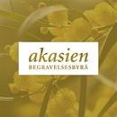 Akasien Begravelsesbyrå AS avd Asker logo