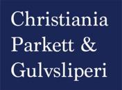 Christiania Parkett & Gulvsliperi logo