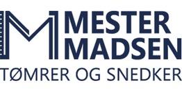 Mester Madsen A/S logo