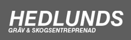 Hedlunds Gräv och Skogsentreprenad logo