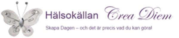Hälsokällan Crea Diem logo