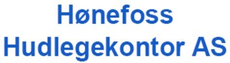 Hønefoss Hudlegekontor AS logo