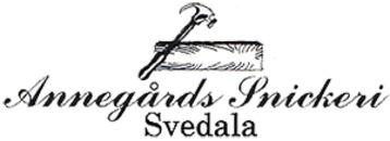 Annegårds Snickeri / Ag Trä och Svarv logo