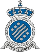 Hovedredningssentralen Sør-Norge logo