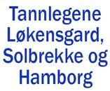 Løkensgard, Solbrekke og Hamborg Tannlegene logo