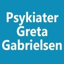 Psykiater Greta Gabrielsen logo