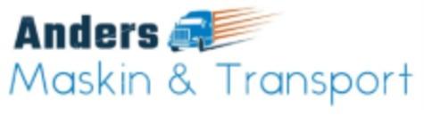 Anders Maskin & Transport AS logo