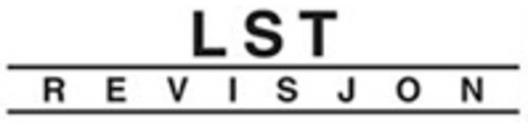 LST Revisjon AS logo