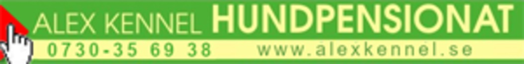 Hundpensionat Alex' Kennel logo