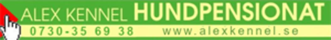 Hundpensionat Alex' Kennel logo