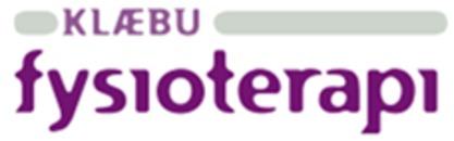 Klæbu Fysioterapi Kerstin Roos & Karen Schaanning Thome logo