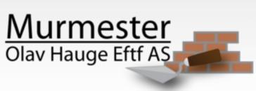 Murmester Olav Hauge Eftf AS logo