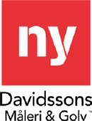 Davidssons Måleri & Golv logo