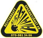 Reuterbratt Sprängtjänst, AB logo