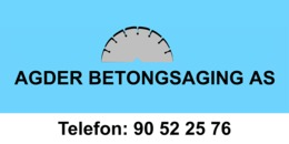Agder Betongsaging AS logo