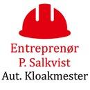 Entreprenør P.Salkvist logo