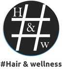 Hashtaghair&Wellness AS logo