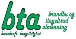 Brandbu og Tingelstad Almenning logo