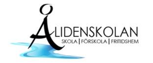 Ålidens Förskola logo
