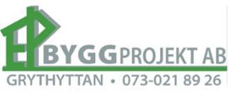 E.P Byggprojekt, AB logo