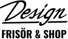 Design Frisör & Shop logo