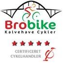 Brobike Kalvehave Cykler logo