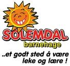Solemdal barnehage logo