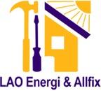 Lao Energi & Allfix AB logo
