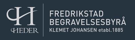 Fredrikstad Begravelsesbyrå Klemet Johansen AS logo