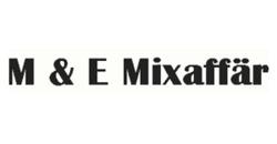M & E Mixaffär logo