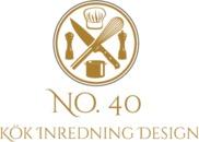 No.40 logo