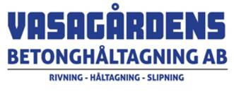 Vasagårdens Betonghåltagning, AB logo