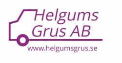 Helgums Grus AB logo