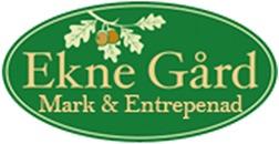 Ekne Gård Mark & Entreprenad AB logo