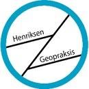 Henriksen Geopraksis logo