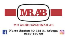 Mr Arbogavagnar AB logo