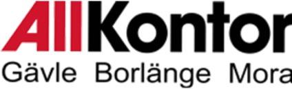 Allkontor, Mora Kontorsteam AB logo