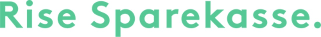 Rise Sparekasse logo