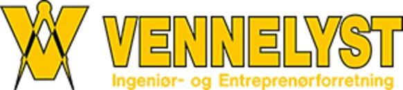 Vennelyst Ingeniør- Og Entreprenørforretning A/S logo