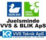 Juelsminde VVS og Blik ApS logo