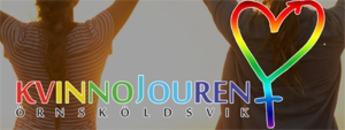 Kvinnojouren Örnsköldsvik logo