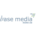 Base Media Norr AB logo