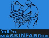 Bt's Maskinfabrik ApS logo