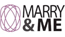Marry&Me Guldsmede logo