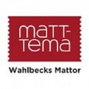 Wahlbecks Mattor logo