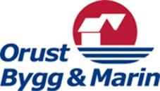 Orust Bygg & Marin logo