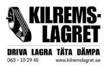 Kilremslagret i Östersund AB logo